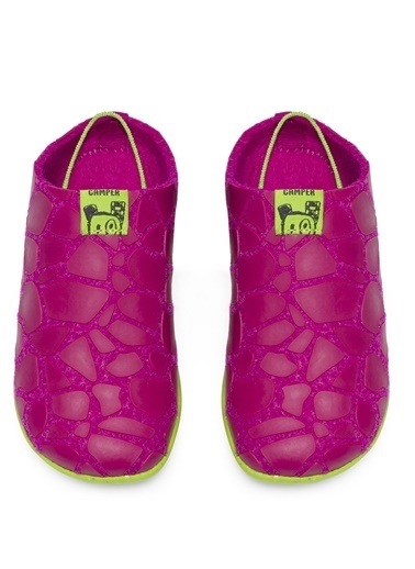 Camper Ayakkabı Mor